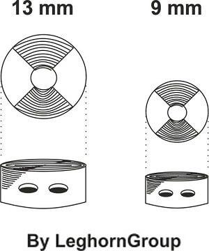 piombini in plastica plombex disegno tecnico